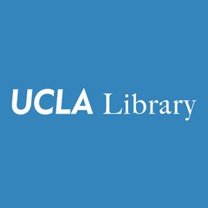 UCLA Library logo