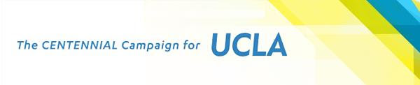 The Centennial Campaign for UCLA