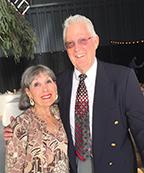 David Lund and Marilyn Silva Lund